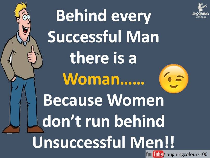 Successful men
